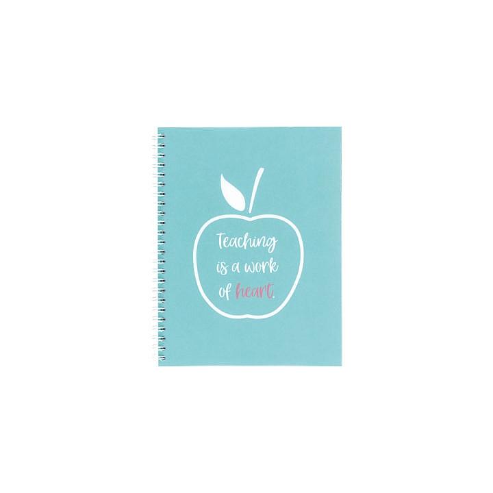 Lehrerheft, Lehrerzubehoer, Lehrergeschenk, Lehreradministration, Lehrerbuero, Ideenheft
