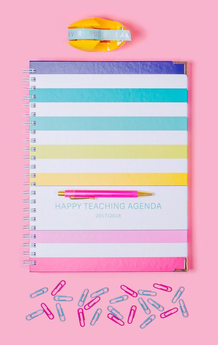 lehererkalender 2017/2018, Lehreragenda, Lehrerkalender, Lehrerplaner, Jahresplaner, Lehrermaterial, Unterrichtsmaterial, Lehrershop