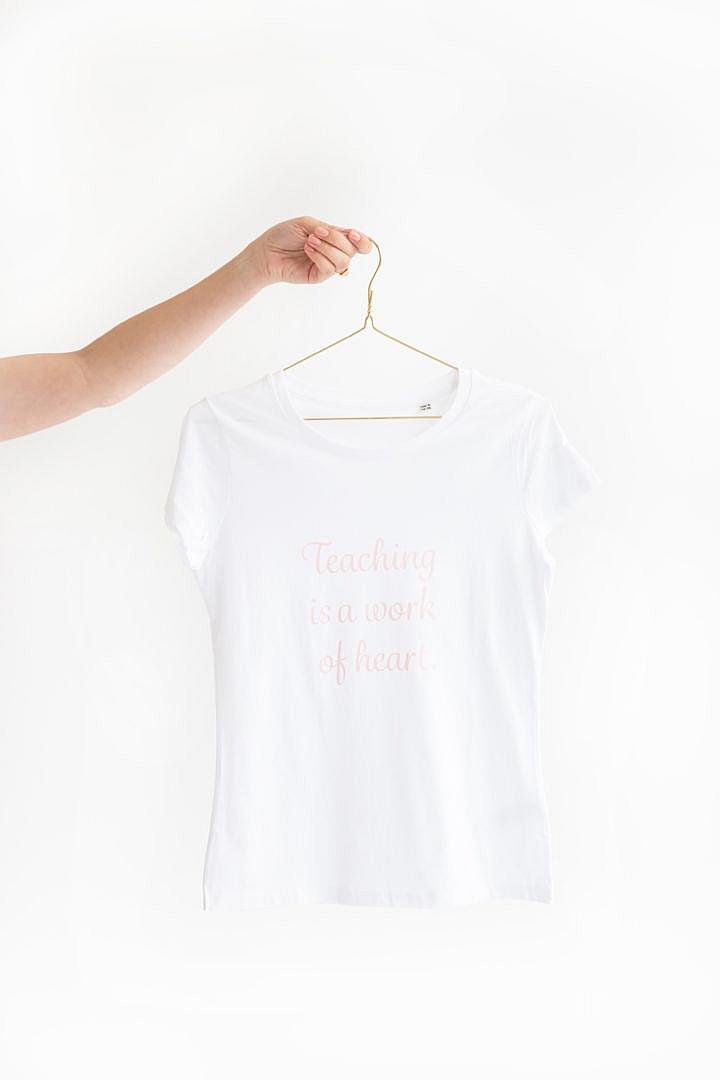 Lehrr-T-Shirt, Lehrergeschenk, Lehrerlifestyle, Lehrerleben